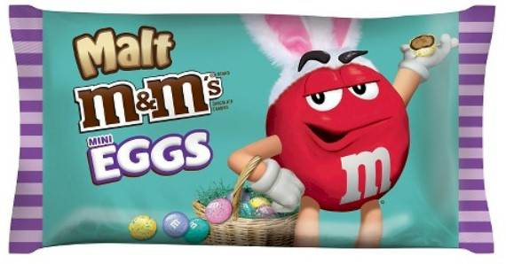 Malt Milk Chocolate M&M's